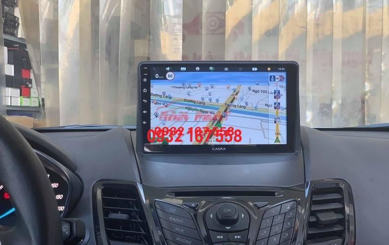 Màn hình Android cho Ford Fiesta