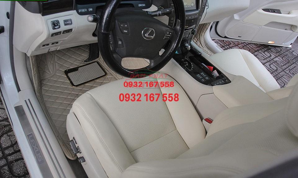 Bọc ghế da cho Lexus LS600HL