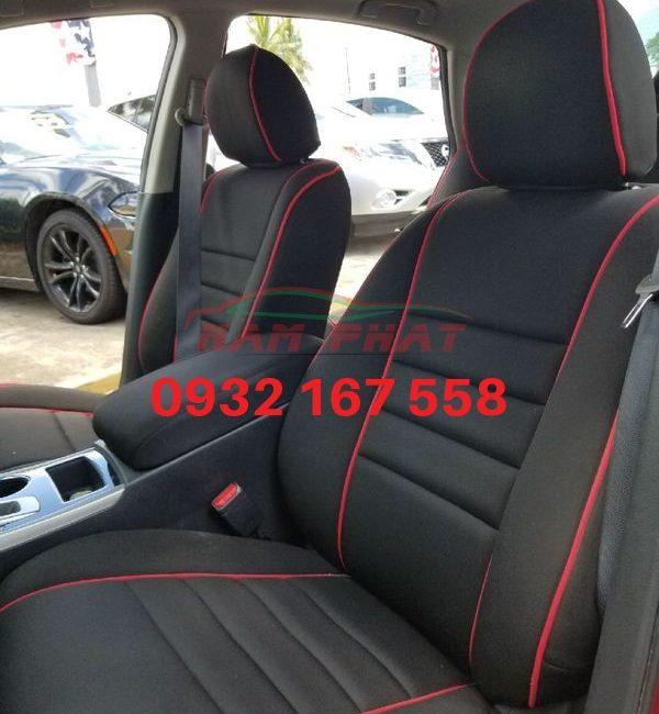 bọc ghế da cho Nissan Altima