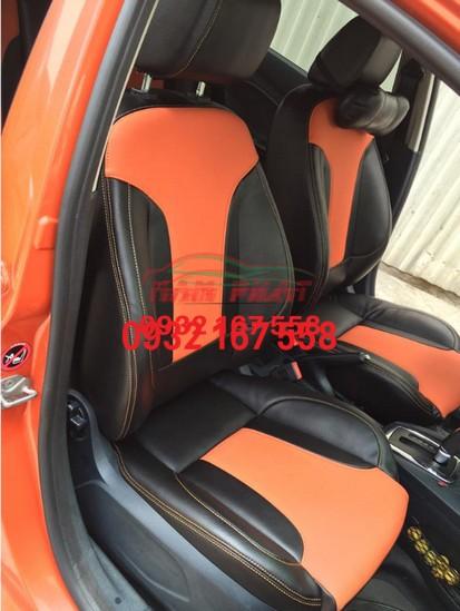 Bọc ghế da cho Ford Fiesta