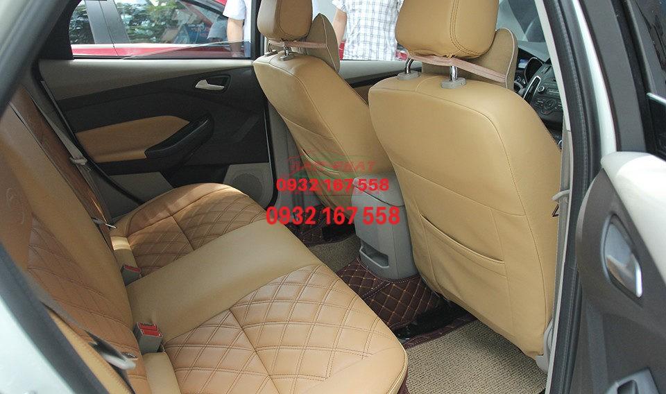 Bọc ghế da cho Ford Focus