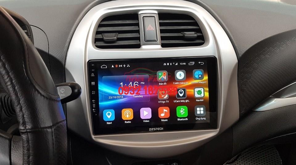 Màn hình Android cho Chevrolet Spark