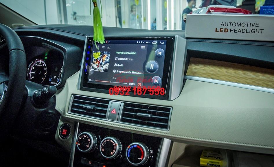 Màn hình Android cho Mitsubishi Xpander