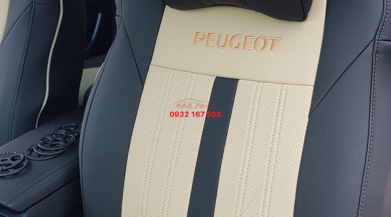 Bọc ghế da Peugeot 5008