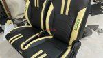 Bọc ghế da xe Suzuki XL7