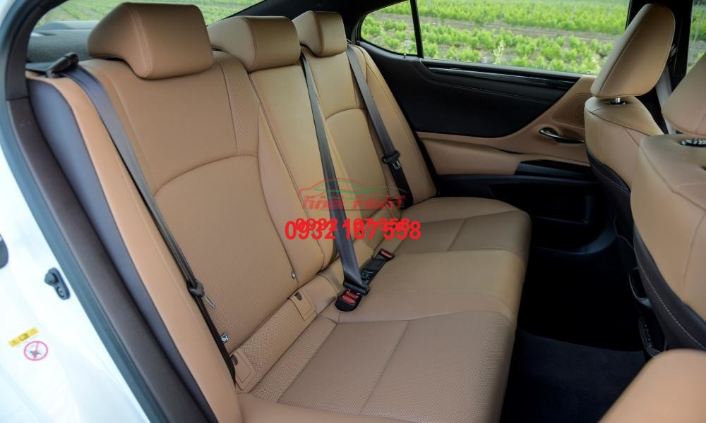 Bọc ghế da cho Lexus ES250