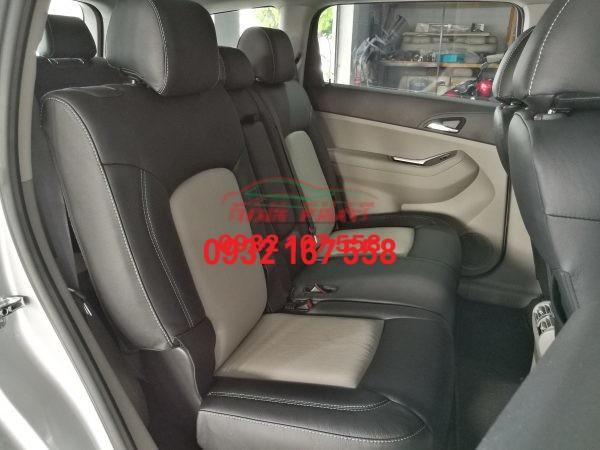 Bọc ghế da cho Chevrolet Orlando