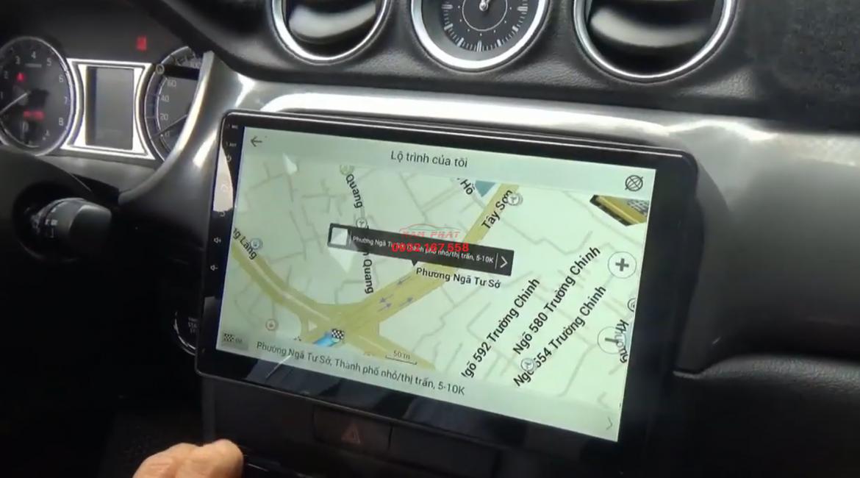 Màn hình Android cho Suzuki Vitara