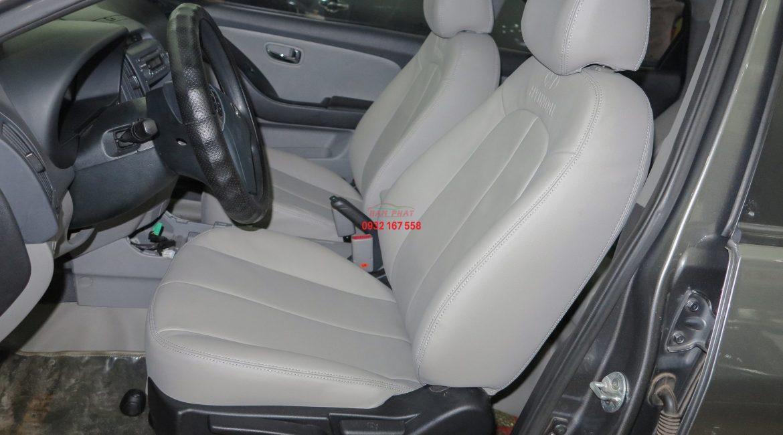 Bọc ghế da cho Hyundai Avante