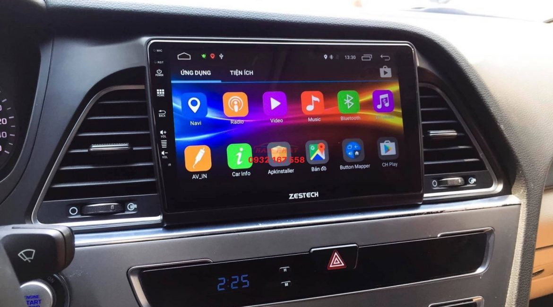 Màn hình Android cho Hyundai Sonata