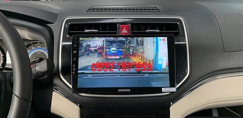 Màn hình Android cho Toyota Rush