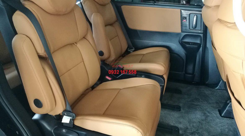 Bọc ghế da cho Honda Odyssey
