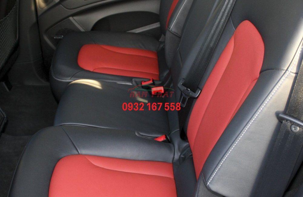 Bọc ghế da cho Audi Q7