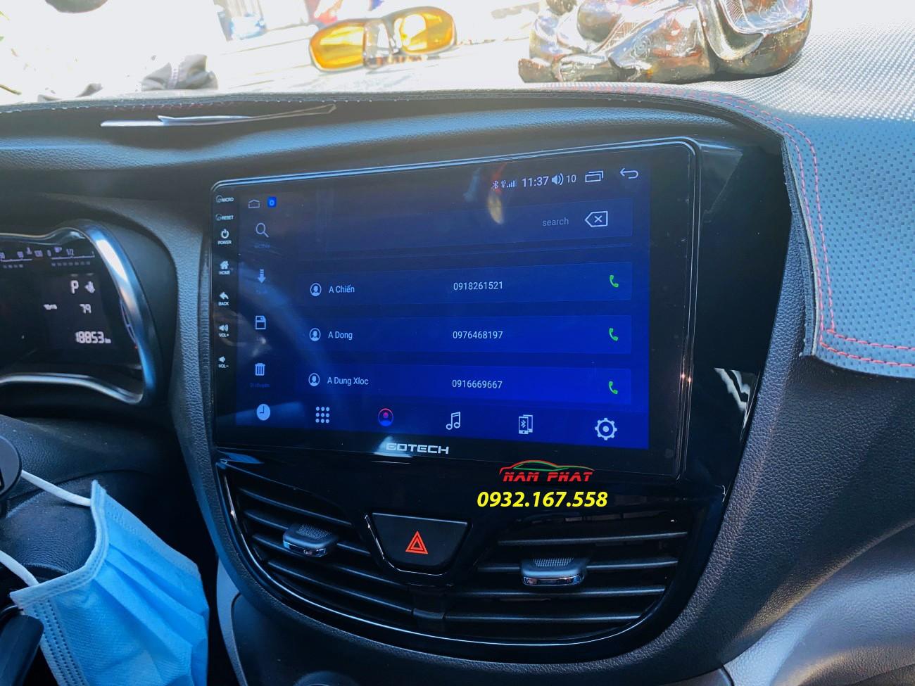 Màn hình DVD Android Gotech GT10 PRO