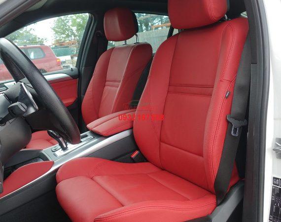 Bọc ghế da cho BMW X6