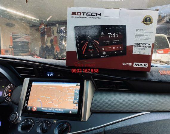 Màn hình Gotech cho Toyota Innova