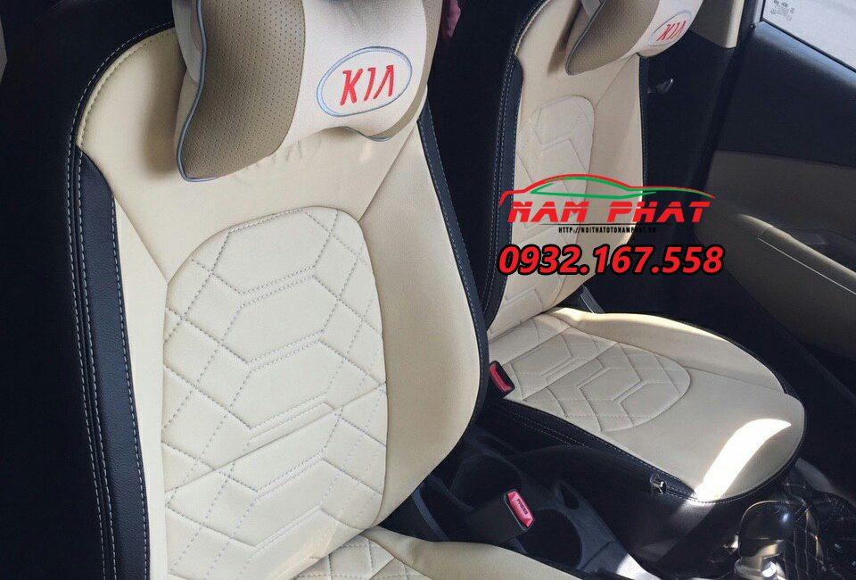 Bọc ghế da cho ô tô