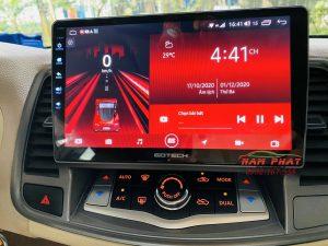 Màn hình Android Gotech xe Nissan Teana