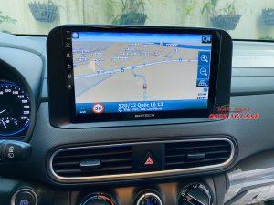 Màn hình Android ô tô Gotech Hyundai Kona