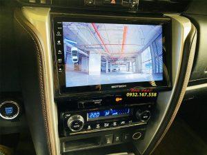 Màn hình Android ô tô Gotech tại Bình Thạnh