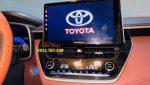 Màn hình ô tô Gotech cho Toyota Cross