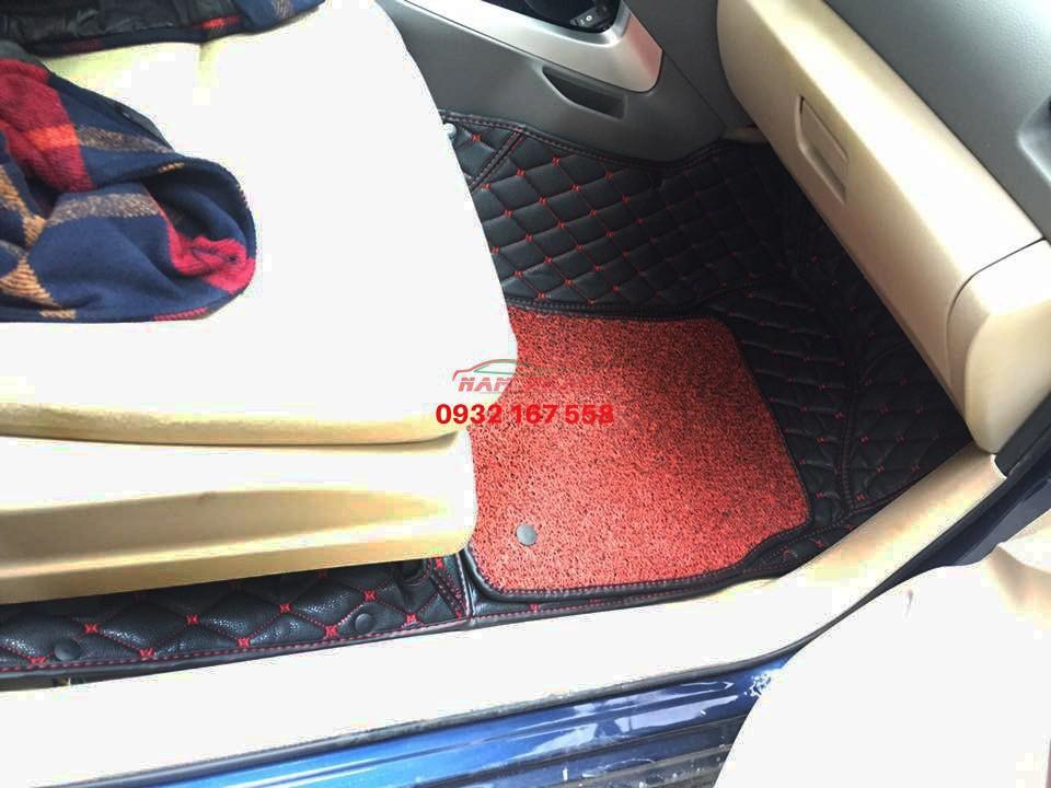 Thảm lót sàn ô tô cho Ford Ranger
