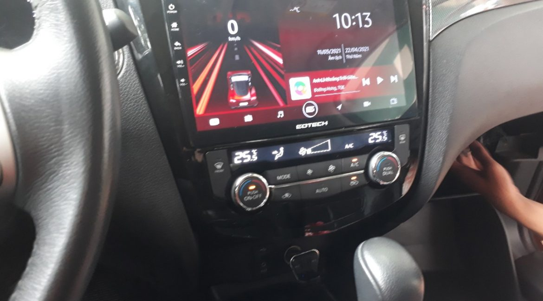 Gotech GT8 Max 2021 - Nissan X-Trail