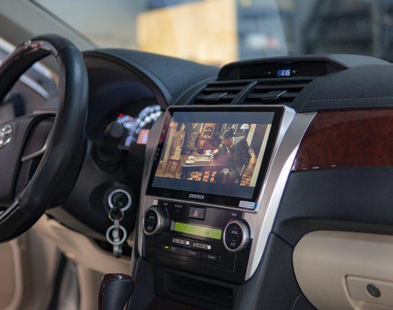 Màn hình DVD android - Toyota Vios
